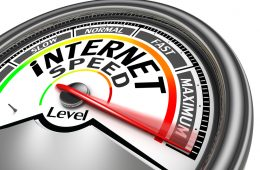 Velocidad de Internet en Europa