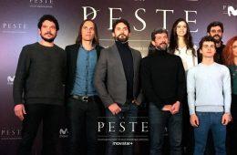 Movistar+ presenta La Peste